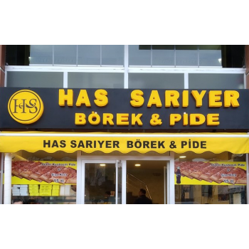 HAS SARIYER BÖREK & PİDE